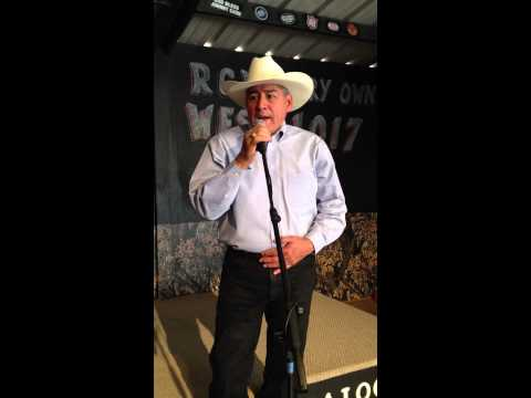 AggieFern - You'll Be There.....George Strait (cover)