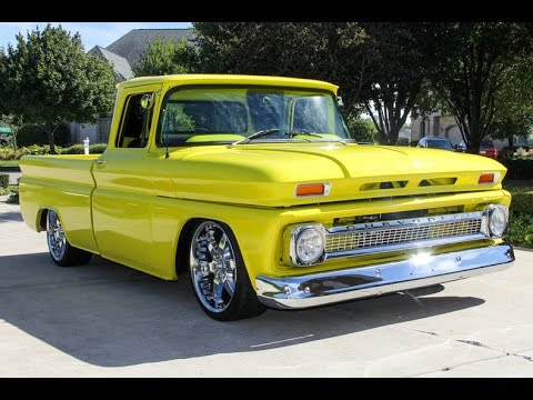 1963 Chevrolet C10 Pickup For Sale - YouTube