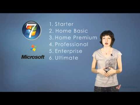 Общая информация об операционной системе Windows 7 (1/52)
