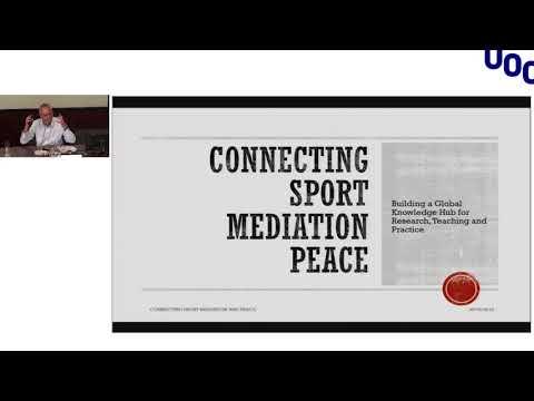 IV Jornada de fomento de la mediación en la abogacía. Keynote speech