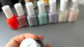 видео Лаки для ногтей Essie (Эсси): палитра и особенности