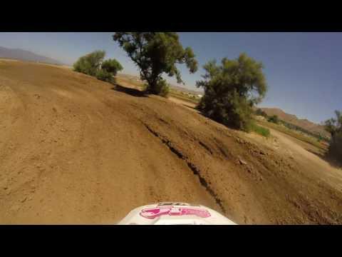 Lake Elsinore Ride Cali 2017 YZ125