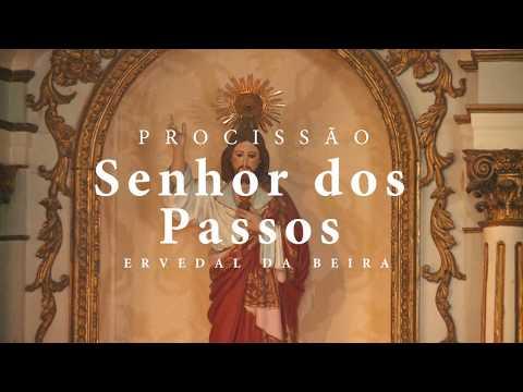Procissão Senhor dos Passos em Ervedal da Beira | Oliveira do Hospital