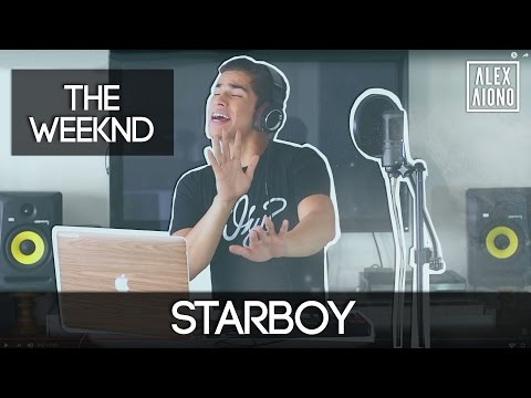 Starboy by The Weeknd ft Daft Punk | Alex Aiono...