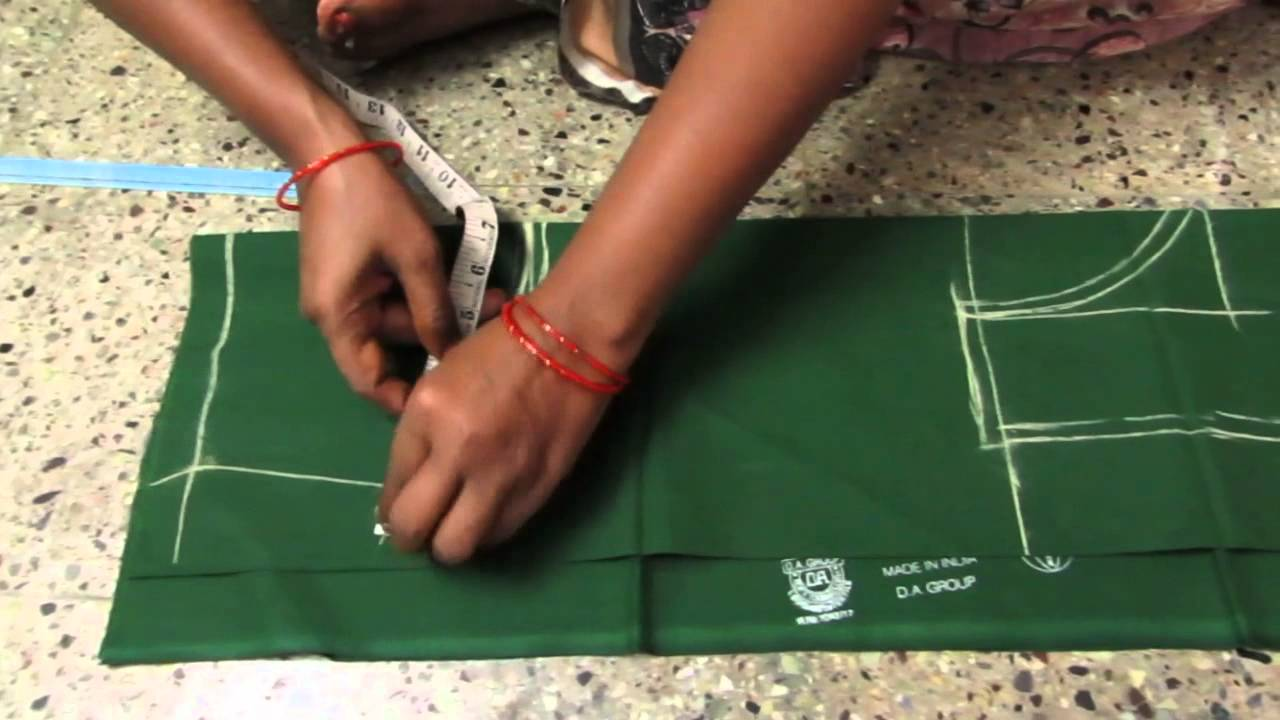 Www.Blouse Cutting In Telugu 15