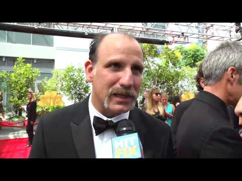 Nick Sandow on Playing the Warden and Netflix