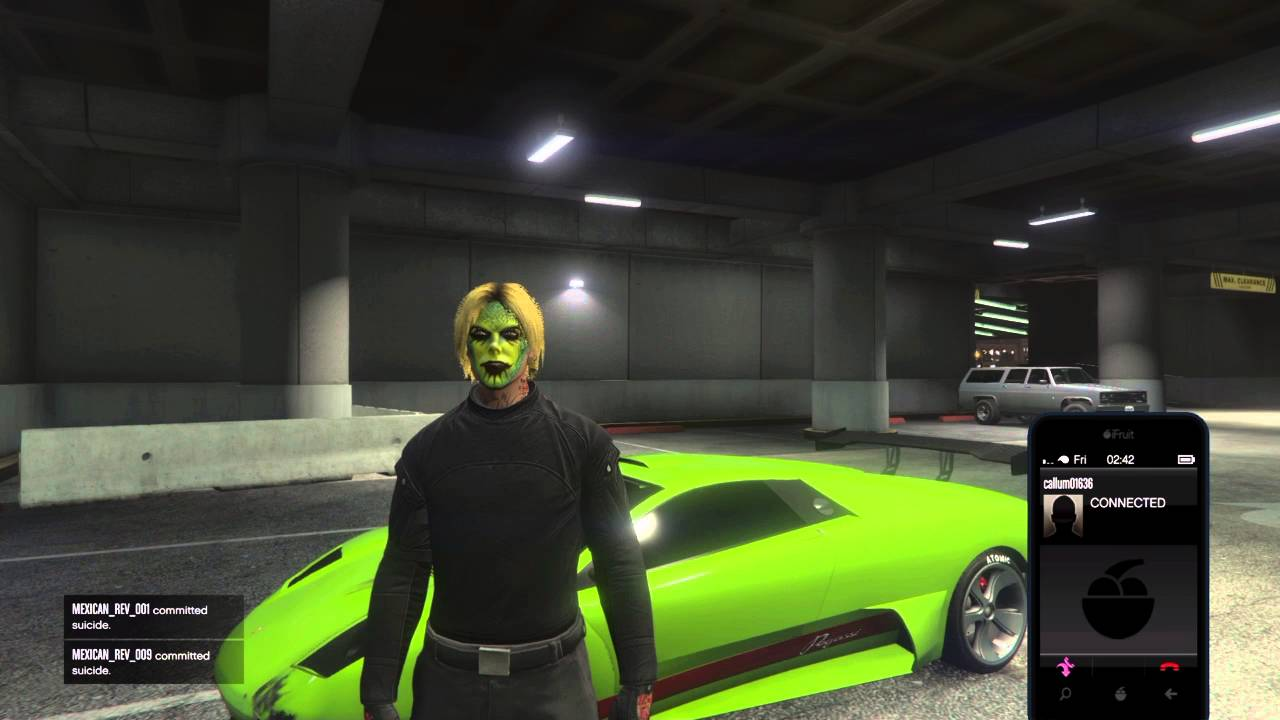Dshockers Sings Jeff Hardy Another Me In Gta V Warning High Volume