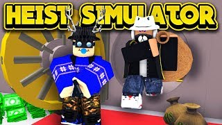 Video ROBLOX HEIST SIMULATOR! (ROBLOX Heists) download MP3, 3GP, MP4, WEBM, AVI, FLV Agustus 2018