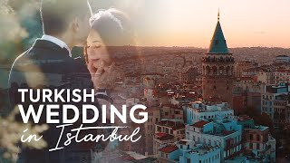 Turkish Wedding in Istanbul - Ebru & Mikail (Cinematic) Extended Version