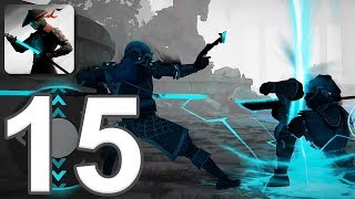 Shadow Fight 3 - Gameplay Walkthrough Part 15 - Chapter 4 (iOS, Android)