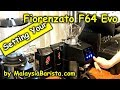 129 How to set your Fiorenzato F64 Evo Coffee Bean Grinder in 4K