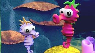Tres Pececitos - Canciones Infantiles thumbnail