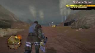 Red Faction: Guerrilla Walkthrough 08 Access Denied
