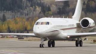 Life onboard a private jet