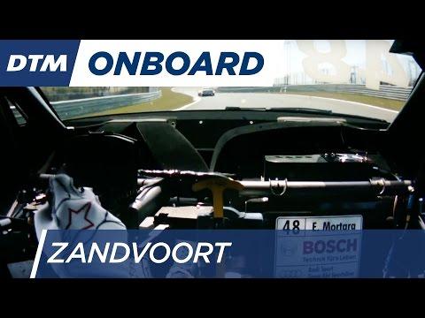 DTM Zandvoort 2016 - Edoardo Mortara (Audi RS5 DTM) - Re-Live Onboard (Race 2)