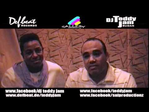 Jermaine Jackson ( Michael jackson Brother ) & Dj Teddy Jam From Sudan