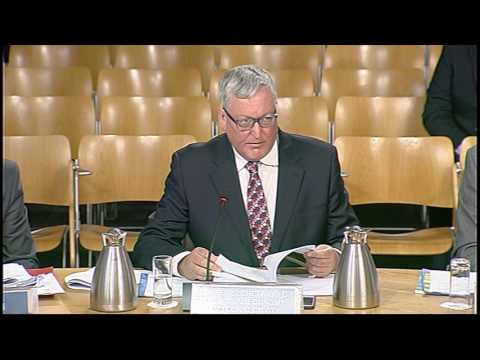 Environment, Climate Change and Land Reform Committee - Scottish Parliament: 16th May 2017