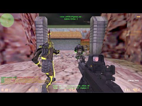 Counter-Strike 1.6 : Zombie Escape Mod - Nuke Escape