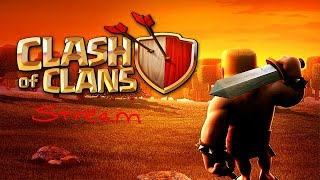 live pushing base reviews and doing some Clan games