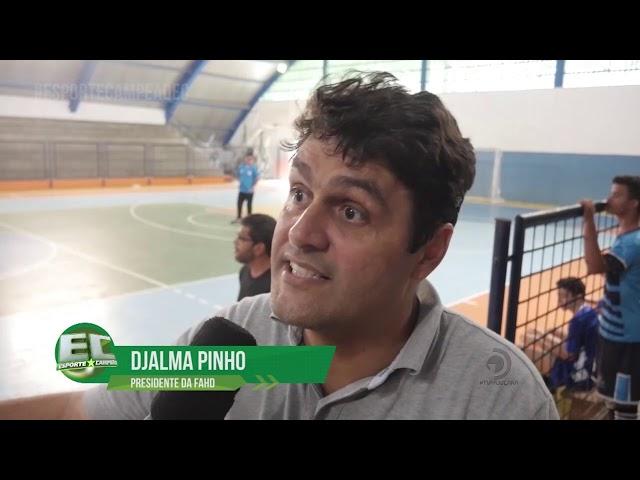 CRB está representando Alagoas no Campeonato Brasileiro de Handebol