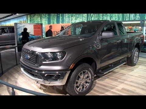 All-New Ford Ranger--Detroit Auto Show