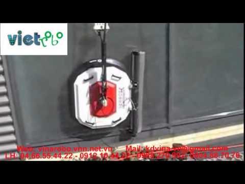 Robot lau kính nhà cao tầng – VINAROBO – 0988.270.992 – 0912.10.44.22
