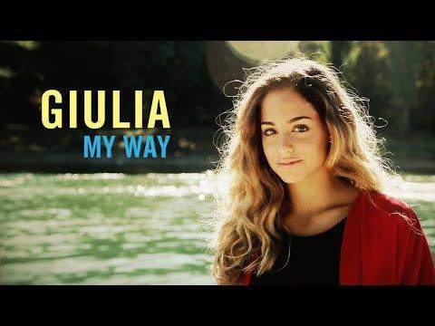 My Way - Frank Sinatra - cover Giulia