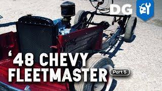 Video PREP FOR PAINT: '48 Chevy Fleetmaster (Part 5) download MP3, 3GP, MP4, WEBM, AVI, FLV Desember 2017