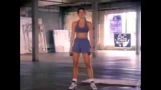 видео зарядка от синди кроуфорд