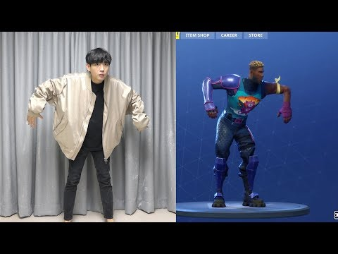 FORTNITE DANCE CHALLENGE - Big Marvel mp3