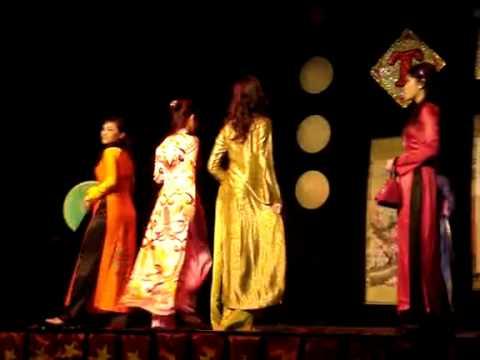 Thoi Trang Ao Dai (Chieu Xuan + Thi Tham Mua Xuan) 09 - Aodai Fashion Show