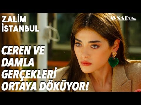 Önce Damla Sonra Cemre🔥🔥 Büyük Gerçekler Ortaya Çıktı!👀 - Zalim İstanbul 34. Bölüm
