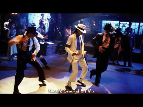 Michael Jackson - Smooth Criminal - 5.1 Audio Mix HD