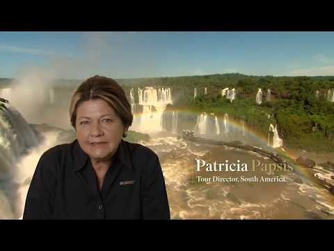 South America with Scenic Tour Director Patricia Papsis