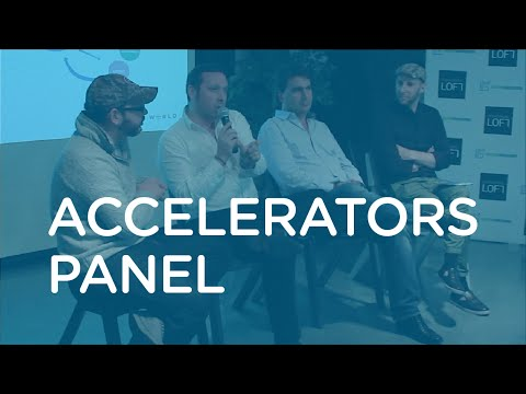 Hardware Accelerators / Incubators Night: Wearable World, Haxlr8r, Startupbootcamp and EcoMachines