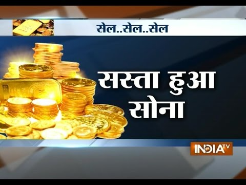 Gold Rates Dip