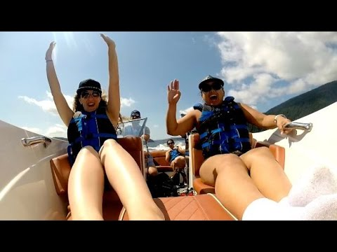 Dream Driven Episode 23: Granville Island Speed Boat Ride