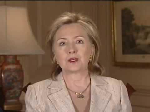 "Hillary Clinton ""My Friend and Mentor Robert C. Byrd"" ( KKK Member)"