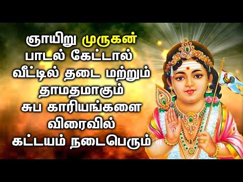 தாமதம்-மற்றும்-தடை-படும்-சுப-காரியங்கள்-விரைவில்-நடக்கும்-|-powerful-murugan-devotional-songs