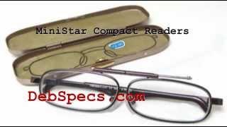 Mini  Star Compact Reading Glasses Thumbnail