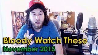 Ozzy Man: 5 Movie & TV Recommendations - NOVEMBER