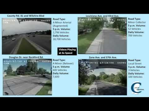Street Type and Traffic Volume video (2015)
