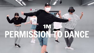 BTS - Permission to Dance / Kyo Choreography