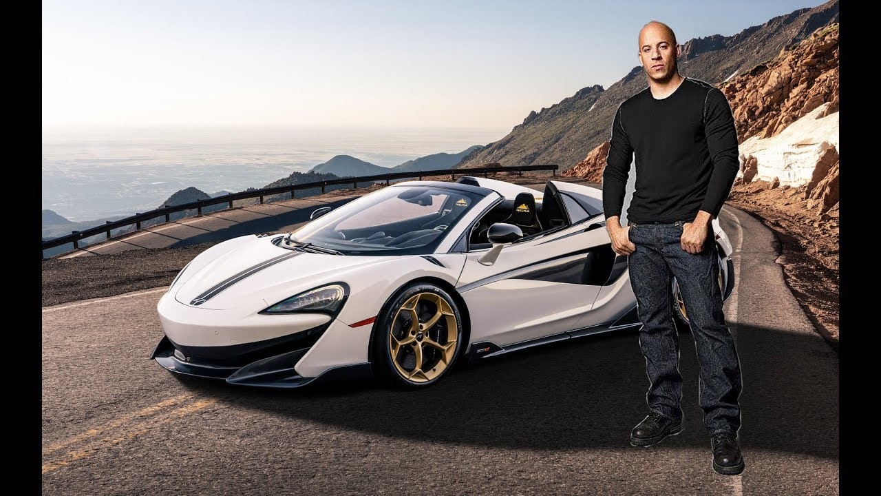 Vin Diesel Car Collection 2019-2020 - YouTube