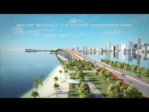 Repurposing Rickenbacker Causeway to Rickenbacker Park - Plan Z for Miami