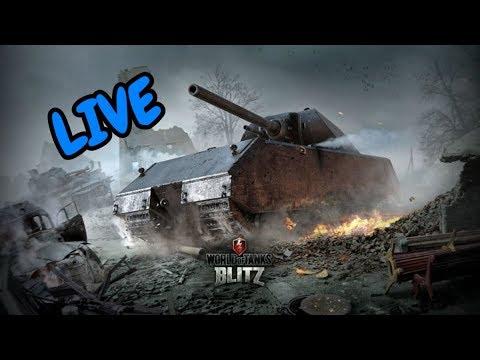 [ LIVE ] World of Tanks Blitz
