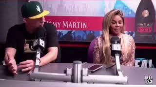 Lil Kim talks Nicki Minaj for the LAST TIME at REAL 92.3 Radio 08-8-2018 #NastyOne