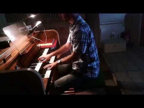 Coldplay - Paradise (organ)
