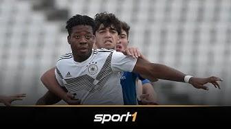 Mit 16 Jahren: So gut ist Bayern-Talent Arrey-Mbi schon | SPORT1