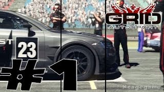 GRID Autosport - Career Walkthrough Gameplay Part 1 [ HD ]